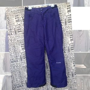 Columbia ski pants size 14/16